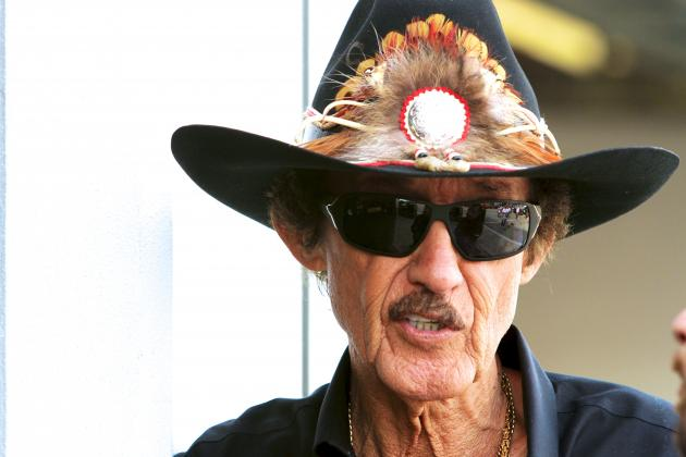 Richard Petty Speaks out on Danica Patrick's Chances of Winning a NASCAR Race