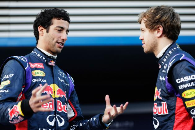 Reasons Why Daniel Ricciardo Can Surprise Sebastian Vettel in 2014