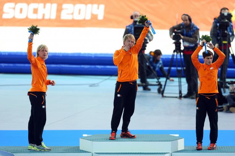 Winter Olympics Speedskating 2014: Athletes Capable of Ending Netherlands' Run