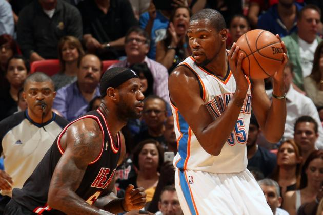 The LeBron James-Kevin Durant Debate Is Closer Than Anyone Wants to Admit