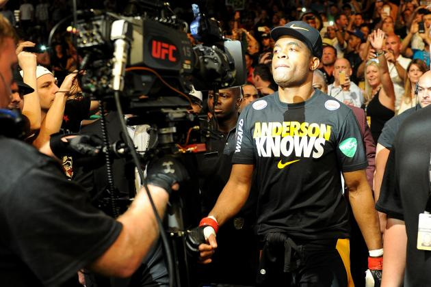 Anderson Silva: Why the Rush to Return?