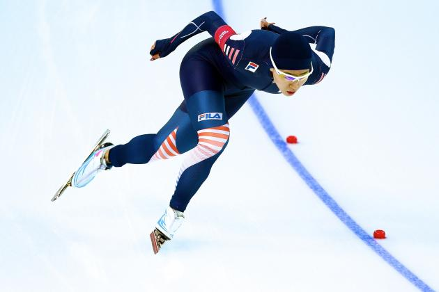 Olympic Speedskating 2014: Live Results and Highlights of Women's 500 Meters