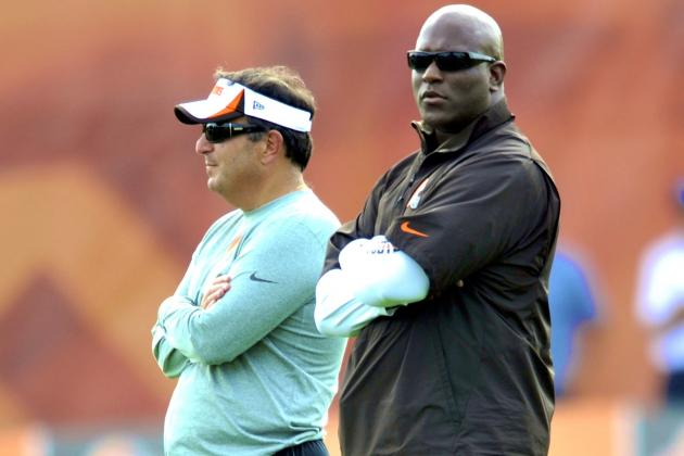 Ray Farmer Promoted to Browns GM as Michael Lombardi, Joe Banner Leave Team