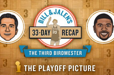 Video: Bill and Jalen's Third Birdmester