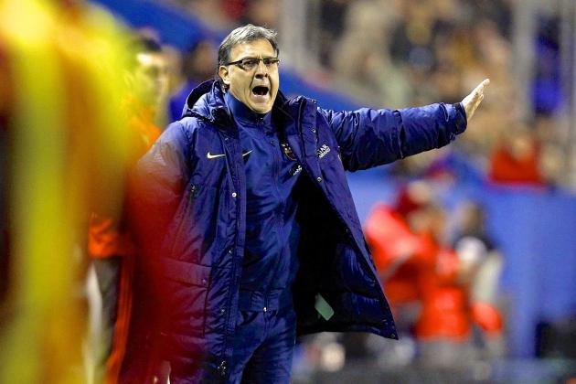 Is Tata Martino the Right Man for Barcelona Long Term?