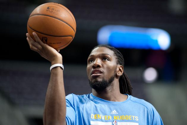Rumor: Denver Nuggets Say Kenneth Faried Not Available
