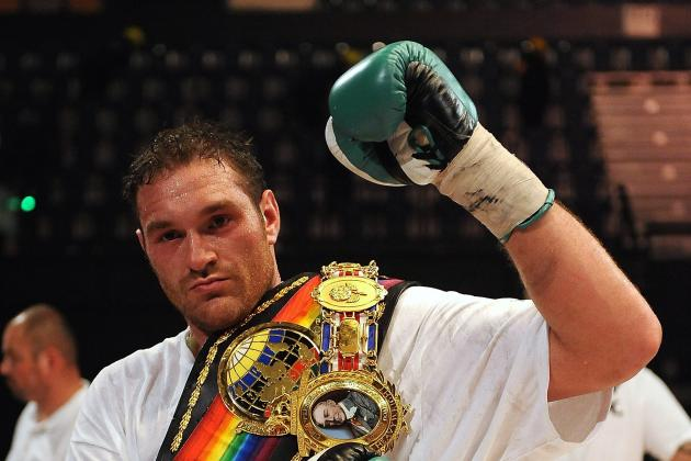 Tyson Fury's Home and Cars Targeted by Arsonists