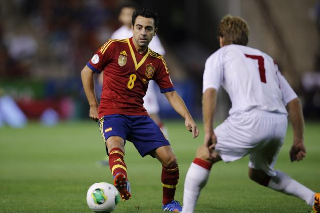 World Cup Betting: Odds Say Spain Can Repeat as Champions in Brazil