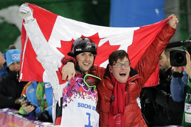 Canadian Skier Alex Bilodeau Dedicates Gold Medal to Brother with Cerebral Palsy