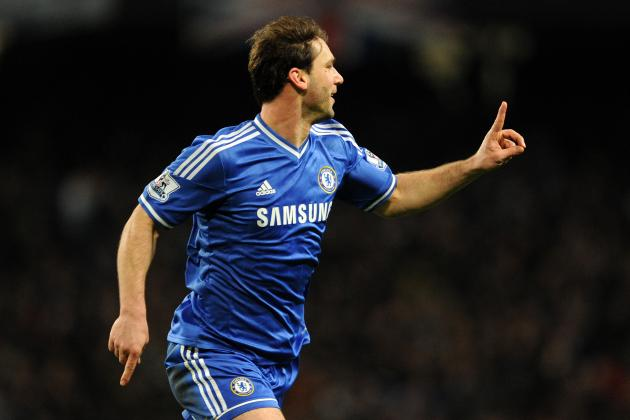 Is Chelsea Defender Branislav Ivanovic the Ideal Transfer Move for PSG?