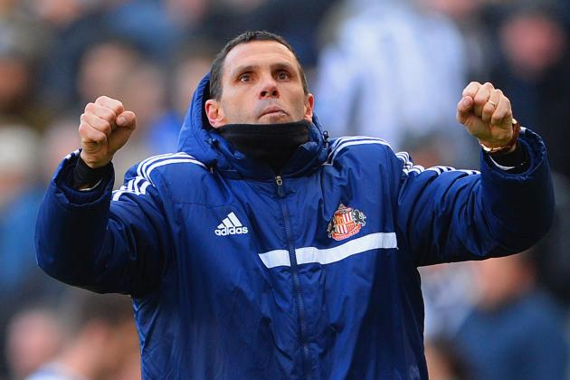 Gus Poyet Relishing Challenge of Manchester City
