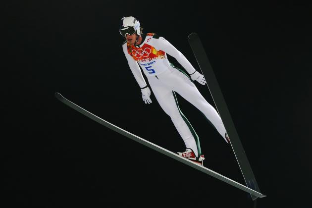 US Ski Jumping Team 2014: Previewing Men's Large Hill Olympics Competitors