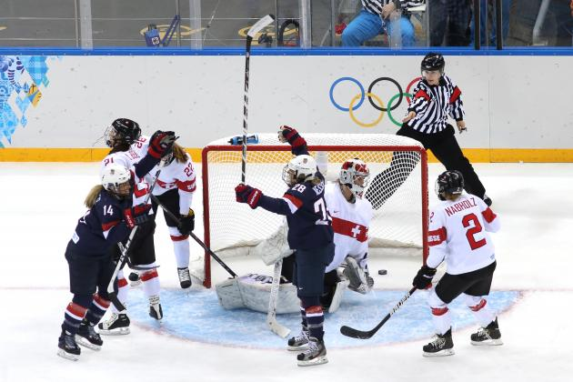 USA Hockey Schedule: Info Guide and Predictions for Men and Women at Sochi