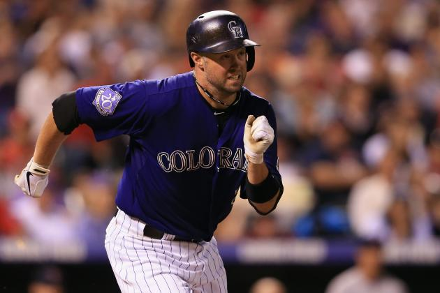 Michael Cuddyer Believes Rockies Can Make Run at Postseason in 2014