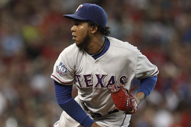 Spring Question: Who Is the Rangers' Closer?