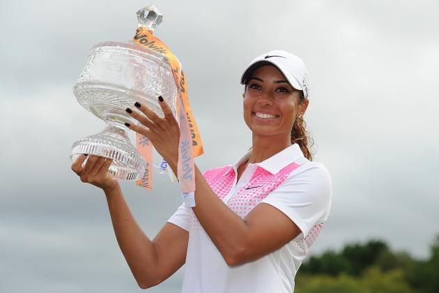 Will Cheyenne Woods Be the Next Face of Women's Golf?