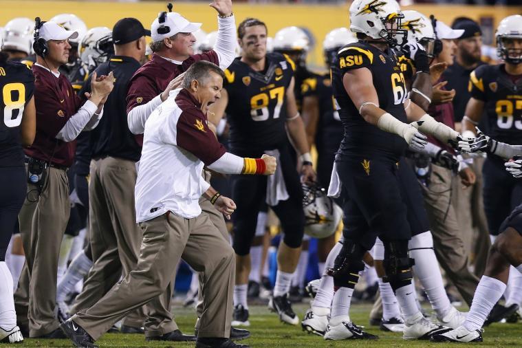 Arizona State Coaches' Unique Spring Rule Genius Move by Todd Graham