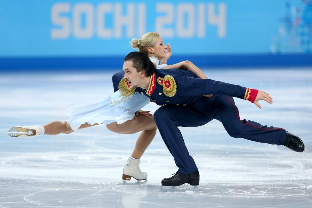 Olympic Figure Skating 2014: Live Results and Analysis of Pairs Short Program