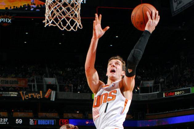 All-Star Snub Adds Spice for Dragic