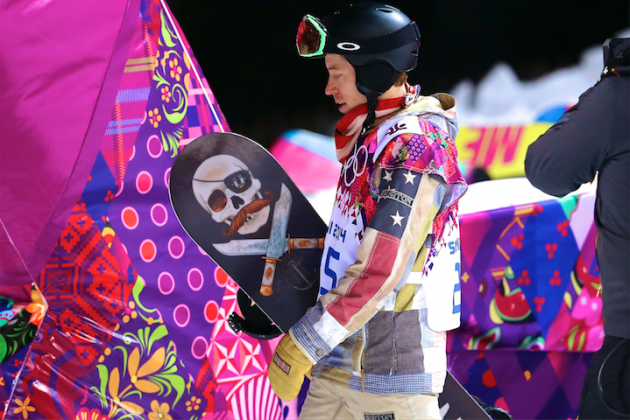 Olympic Snowboarding 2014: Live Results, Highlights of Men's Halfpipe Qualifying
