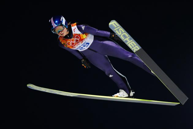 Olympic Ski Jumping 2014: Women's Normal Hill Medal Winners and Results