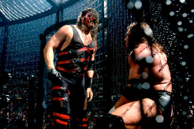 WWE Elimination Chamber 2014: Recalling the History of the Chamber in WWE