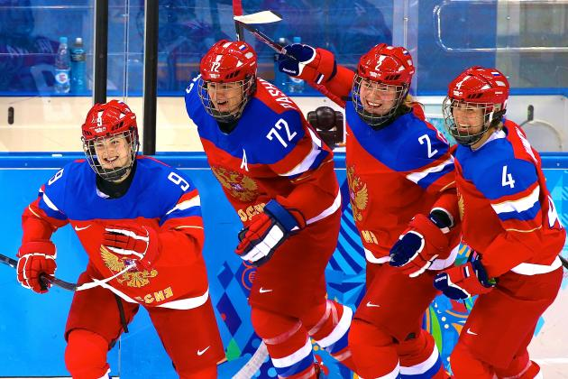 Olympic Hockey 2014: Scores, Recap and Updated Women's Standings After Day 4