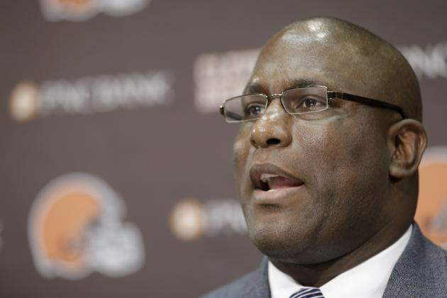 Everything You Must Know About the Cleveland Browns' New Front Office