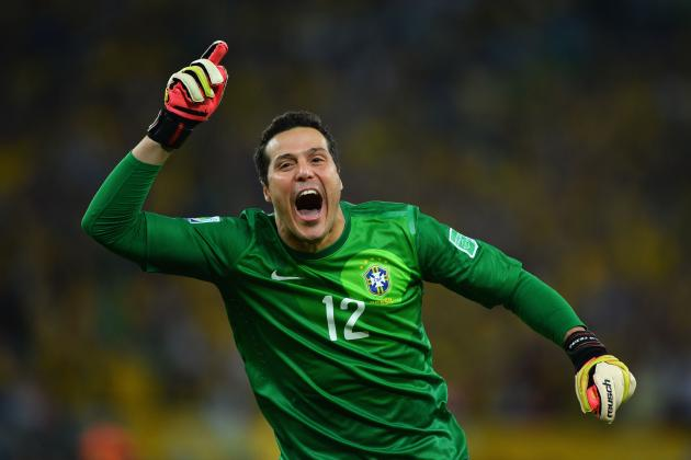 Julio Cesar Completes Transfer to MLS Franchise Toronto from QPR