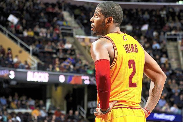 Cavaliers Have Themselves to Blame for Developing Mess with Kyrie Irving