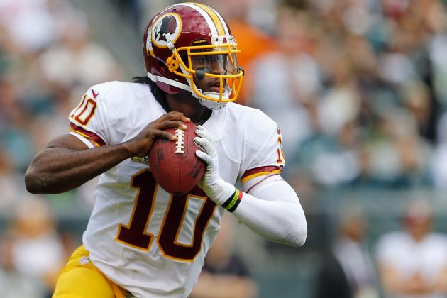 Former Redskins Quarterbacks Coach Expects 'Big Jump' from RGIII