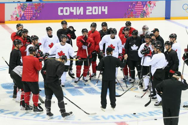 Canadian Olympic Hockey Team 2014: Key Players in Men's Quest for Sochi Gold