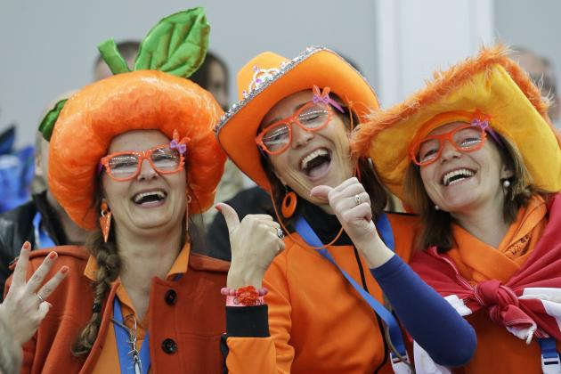 Dominant Dutch Speedskaters Continue Their Onslaught at Olympics
