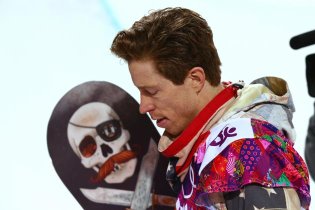 Shaun White Fails to Medal in Sochi: Is This the End for Snowboarding Superstar?
