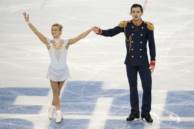 Olympic Figure Skating Schedule 2014: TV, Live Stream Info and More for Day 5
