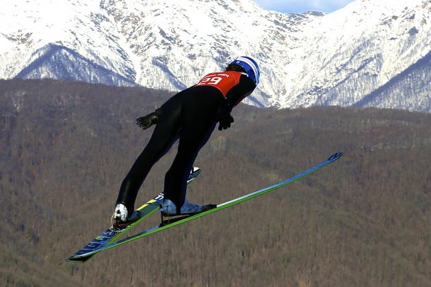 Sochi 2014: Women's Ski Jumping Lives Up to Hype in Thrilling Olympic Debut