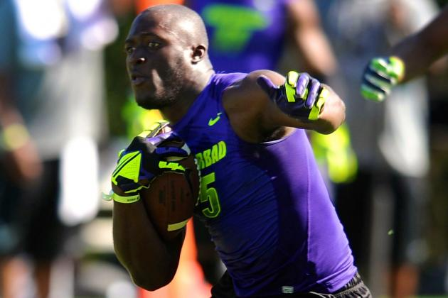 What to Expect from LSU Freshman RB Leonard Fournette