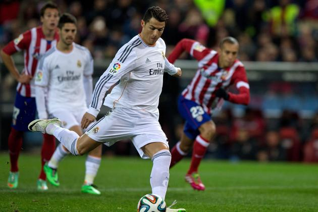 Atletico Madrid vs. Real Madrid: Copa Del Rey Live Score, Highlights, Report