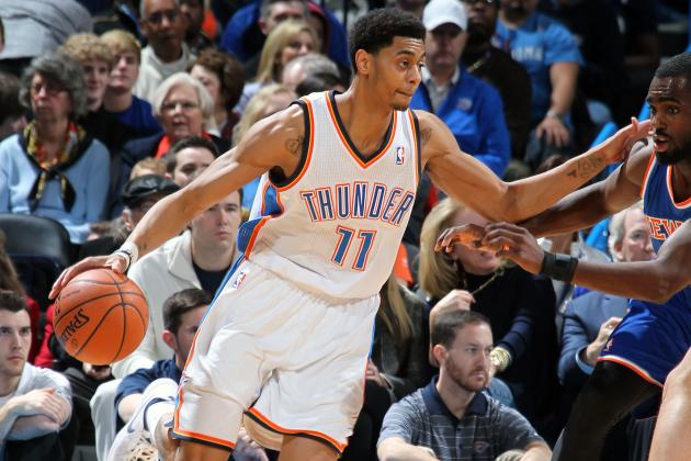 Debate: What Position Should OKC Improve on Before Trade Deadline?