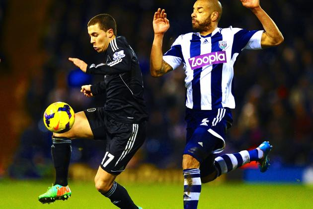 West Bromwich Albion vs. Chelsea Score, Grades and Post-Match Reaction