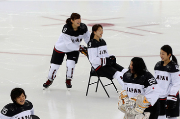 Japan's Women's Hockey Team Is the Lovable Underdog of the Olympics