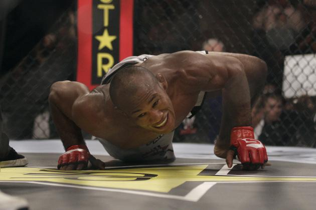 UFC Fight Night 36: Can Jacare Souza Leapfrog Lyoto Machida in MW Arms Race?