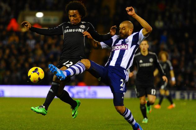 EPL Week 26 Results: Recapping the Scores from Tuesday's Matchday 26 Action