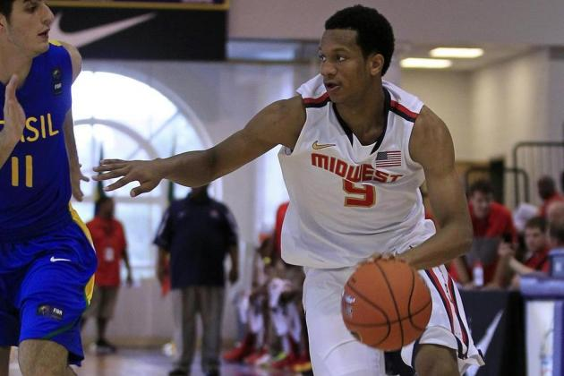 Rashad Vaughn to UNLV: Rebels Land 5-Star SG Prospect