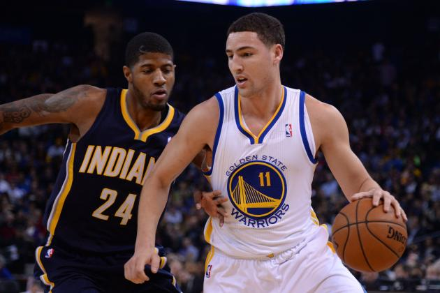Could Golden State Warriors Land Another Star with Klay Thompson Trade?