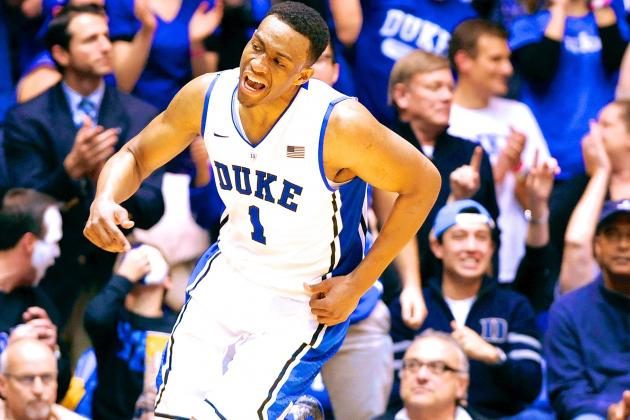 Jabari Parker Reminding Everyone Why He's Top 3 2014 NBA Draft Prospect