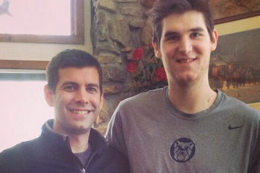 Brad Stevens Visits Ailing Andrew Smith for Latest Good Deed