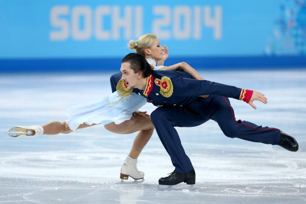 Olympic Figure Skating 2014: Schedule, TV Info and Medal Predictions for Day 5