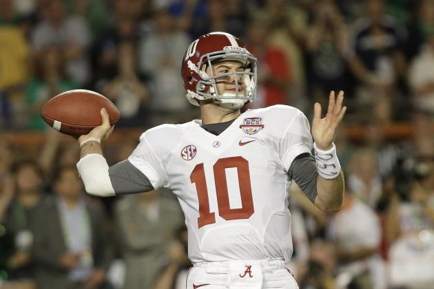 Was Tim Tebow or AJ McCarron a Better College Football Quarterback?