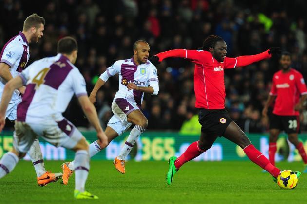 Cardiff 0-0 Aston Villa